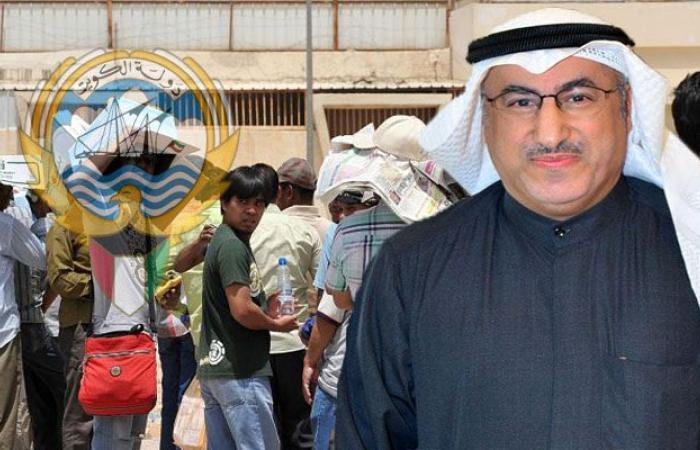 الكويت تقرر رسميا: هذه شهر الترحيلات للوافدين وخاصة أبناء هذه الجنسيات !