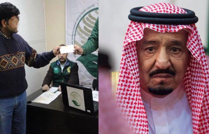 عامل مصري لم يقبض راتبه منذ أشهر فوجه للملك سلمان رساله.. شاهد حصل له بعد ذلك!