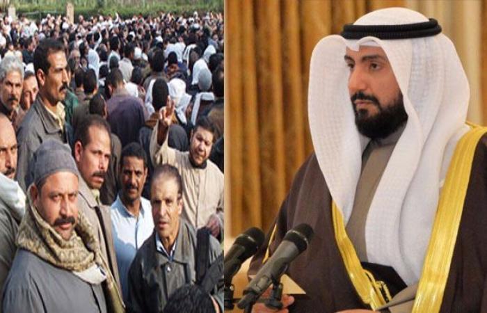 خطبة بأحد مساجد الكويت تبكي مئات المصلين بما قاله الإمام عن الوافدين! شاهدوا