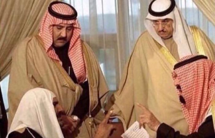أمير قطر يترجى الملك السعودي في الرياض خوفا من الفضيحة.. تابع التفاصيل بالصور