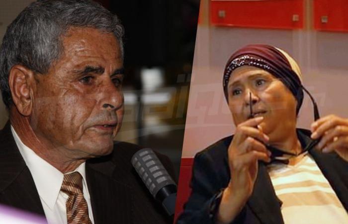 تونس الأن / محمد القمودي وزهيرة سالم في العناية المركزة