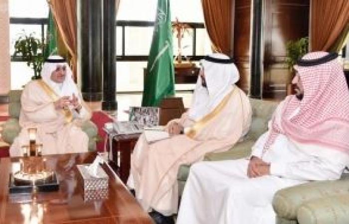 السعودية الأن / الأمير فهد بن سلطان يدشن أول صيدلية ذكية بالمملكة في تبوك