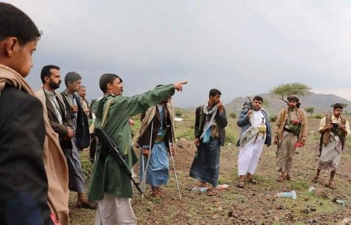 ورد الان : شاهد ابو علي الحاكم ومحمد علي الحوثي يظهرون في حجور