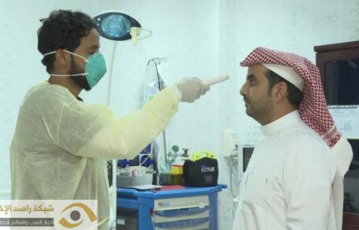 اكتشاف مصاب جديد بفيروس كورونا خالط 70 سعوديا
