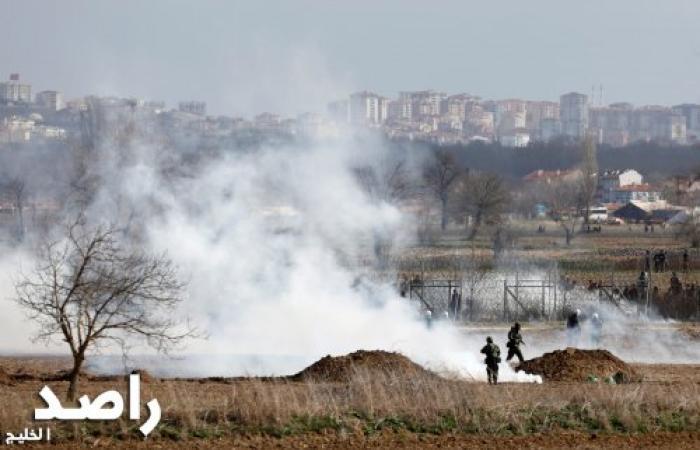 الجيش التركي واليوناني وجها لوجه في اشتباكات على الحدود