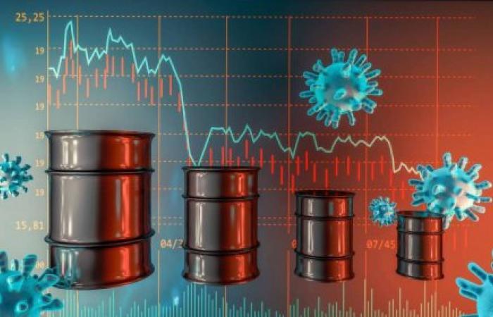 كيف أثرت جائحة كورونا على قطاع النفط العالمى وتوقعات الأسعار الفترة القادمة