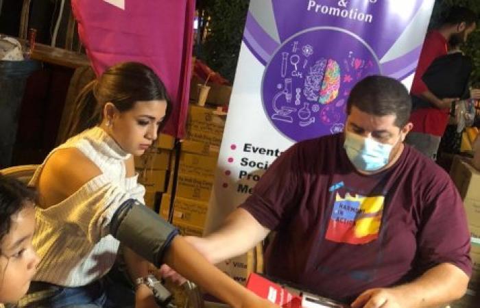 العربية للأدوية تطلق حملة توعية للمرأة في نادي الأهلى بحضور ملكة جمال مصر